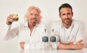 Aviation Gin в самолетите на Virgin Atlantic – | sommelier.bg