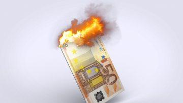 Банковият депозит е сигурен начин да загубите пари – инфлация