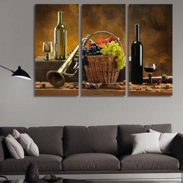 Картини за кухня – декорация за стени за дома