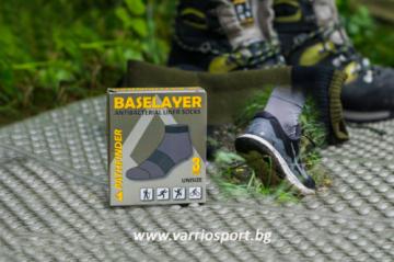 Спортните Чорапи Baselayer – от идеята до успеха | Varrio Sport