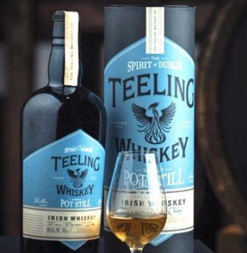 Teeling Single Pot Still Whiskey – първото уиски дестилирано в Дъблин – | sommelier.bg