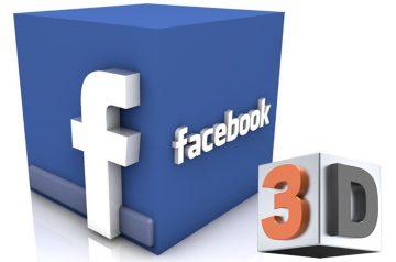 3d снимки във Facebook – Аз Мога