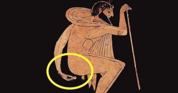12 странни неща от древността | Papataci.com – за твоето свободно време
