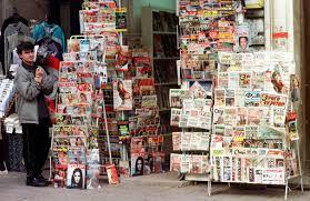 Вестниците четвъртата власт или НЕ?