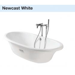 Roca NEWCAST чугунена вана 170 / 85 бяла