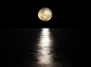 Изкуствена луна вместо улично осветление | Дианид – LED осветление