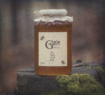 Полифлорен пчелен мед GHoney