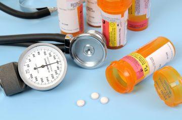 Лекарства за Високо кръвно