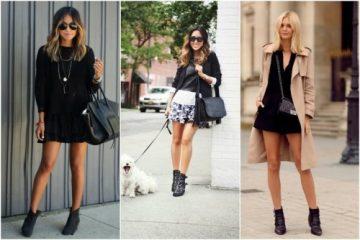 Боти до глезена: Какво да облечем с тях
