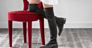 Как да сте небрежно-елегантни през зимните дни