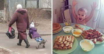 15 забавни снимки, доказващи, че при баба е най-добре | Papataci.com – за твоето свободно време