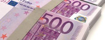 Банкнотата от 500 евро остава в обръщение през 2019 –