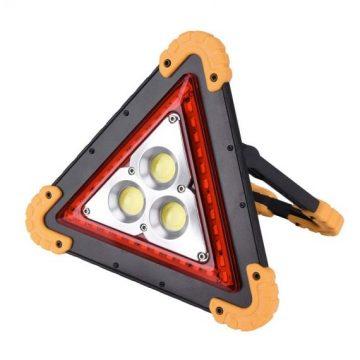 LED прожектор с аварийна светлина, акумулаторна батерия, 30W, USB, 4 режима на светене | LED прожектори | Дианид – LED осветление