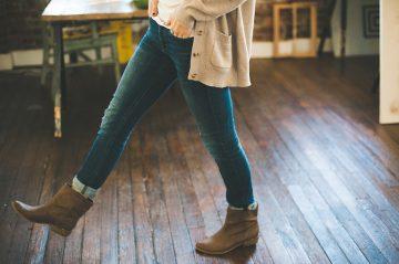 Зимни модни тенденции: Ботушите