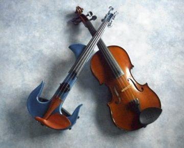 Разликата между обикновена и електрическа цигулка | RadioWish.net: Блог на Гергана Иванова
