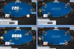 Професионална покер сесия