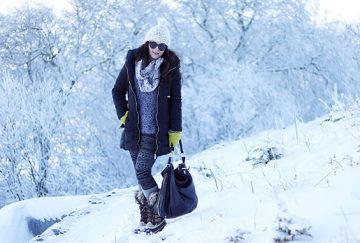 6 идеи за зимно облекло, което създава емоция
