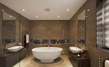 6 идеи за осветление за баня | Блог на Даниела Узунова