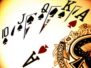 Състезания по точки в покер залите: rake races