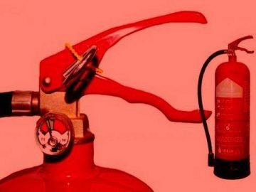 Устройство на пожарогасителите – Пожарна безопасност за начинаещи