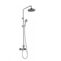 AVES душ-колона трипътна