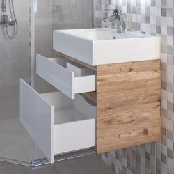 Мебел за баня с мивка HN 60 см | Онлайн магазин Бани Рока