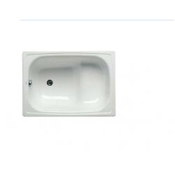 CONTESA Banaseo стоманена вана 100 x 70 | Онлайн магазин Бани Рока