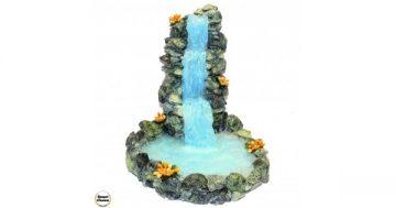 """Сувенир – пластика """"Малък водопад"""" – 25 см. Модел DM-9037 – Smart Choice"""