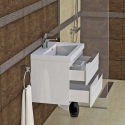 Мебел за баня с мивка TN 60 см | Онлайн магазин Бани Рока