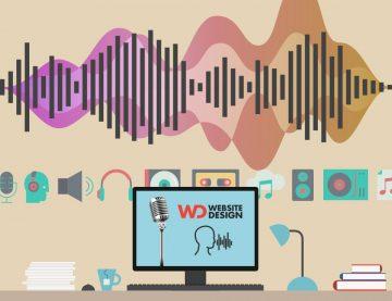 Възпроизвеждане и озвучаване на текст в аудио формат | WebsiteDesign