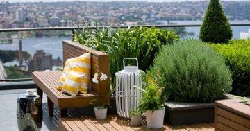 5 причини да имате градина на покрива си