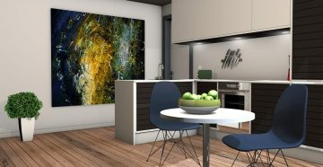 Декорация на стените в кухнята – Ladybook.bg
