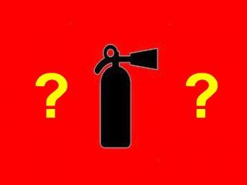 Избор на пожарогасители за конкретно помещение – Пожарна безопасност за начинаещи
