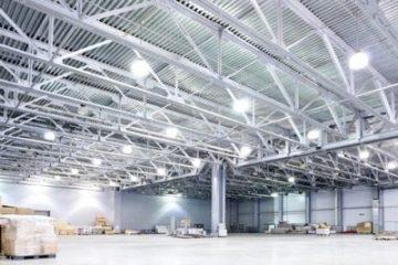 Индустриални LED осветителни тела – помислете за Вашите съоръжения | LED осветление