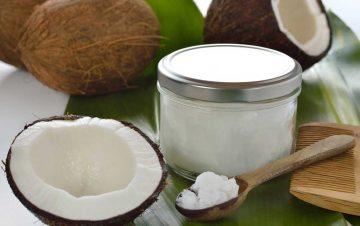 Само една супена лъжица на ден кокосово масло може да подтикне редукцията на тегло