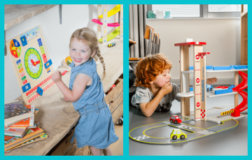 Дървени Играчки | Bellamie – за повече детски усмивки