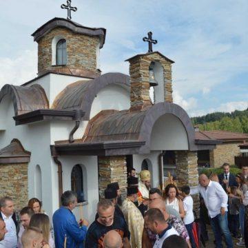 В DELTA HILL бе осветен нов храм посветен на св. Пантелеймон