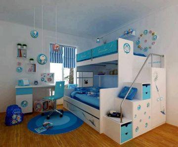 Принципи на обзавеждане на детската стая
