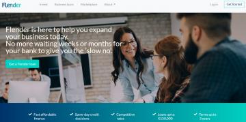 Ревю на Flender – P2P платформа за бизнес заеми в Ирландия