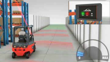 Авто – Системи за сигурност Linde