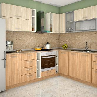 Сърцето на дома: Ъглови кухни за уют, красота и компактност