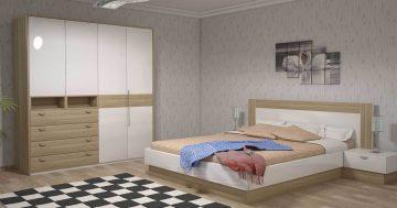 Спалня с матрак за пълноценна почивка