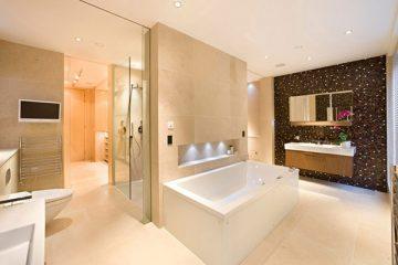 По-хармоничен и уютен интериор в банята | Gotvarstvo.Net