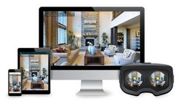 Виртуални Разходки Matterport Фотограф 360 снимки