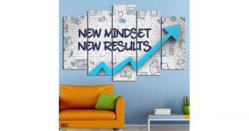Декоративно пано за стена от 5 части – Успешна бизнес стратегия – HD-982 – Smart Choice