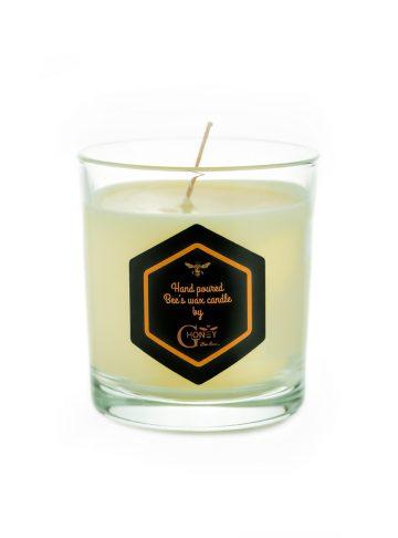 Ароматна свещ с пчелен восък GHoney – GHoney