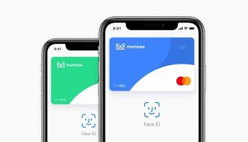 Monese също работи с Apple Pay в България – алтернатива на Revolut