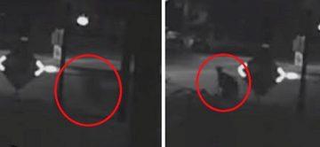Необичайно явление е заснела камера за наблюдение в Юта (видео)
