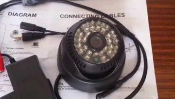 Скрити камери за видеонаблюдение