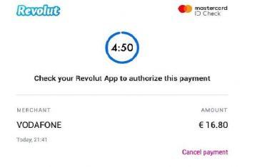 Revolut пуска 3D верификация за картите – при плащане в интернет